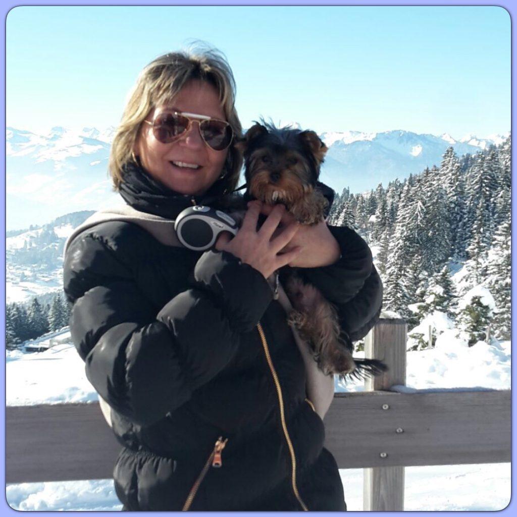 Oscar aux sports d'hiver!